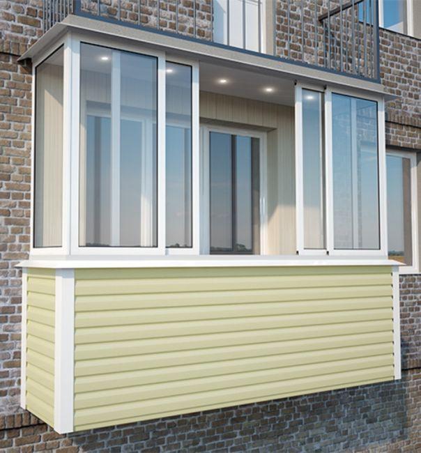 Ремонт, остекление и отделка лоджий и балконов - бесплатное .