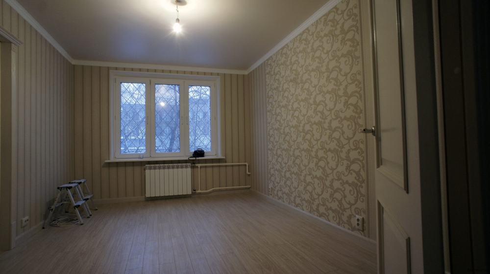 Косметический ремонт квартиры К09