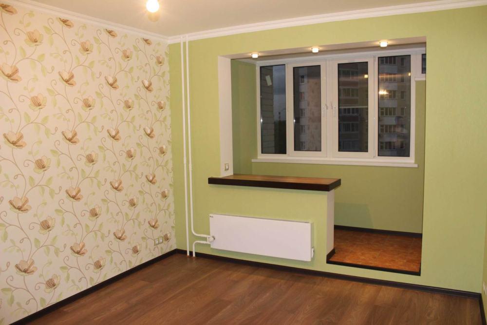 Косметический ремонт квартиры К16