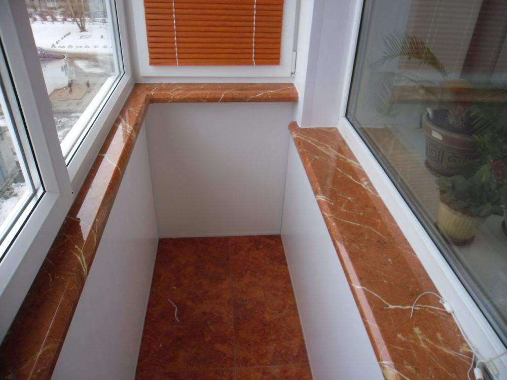 "Ремонт ""под ключ"" балкона Б13"