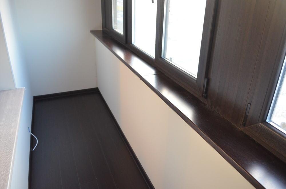 "Ремонт ""под ключ"" балкона Б15"