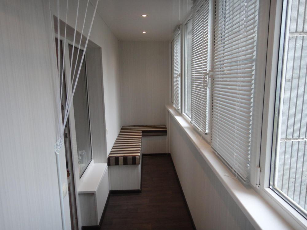 "Ремонт ""под ключ"" балкона Б18"