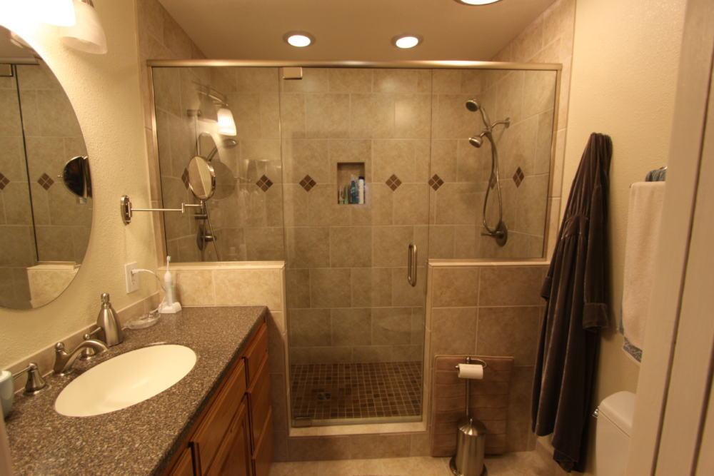 """Ремонт """"под ключ"""" ванной комнаты В07"""