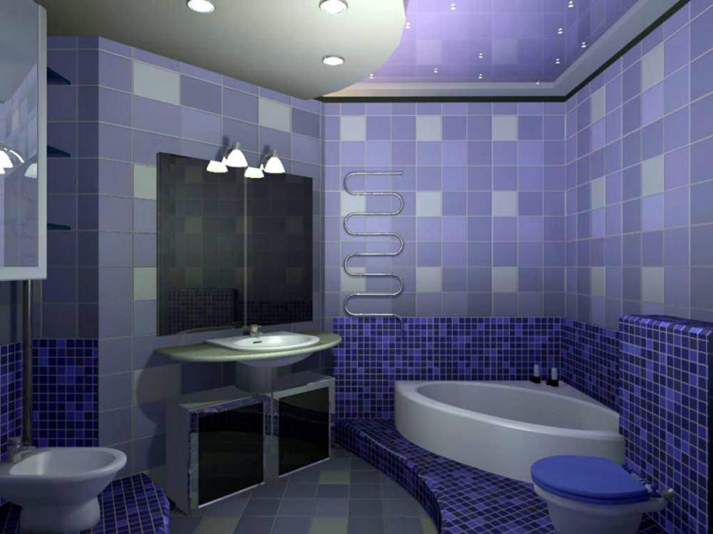 """Ремонт """"под ключ"""" ванной комнаты В12"""