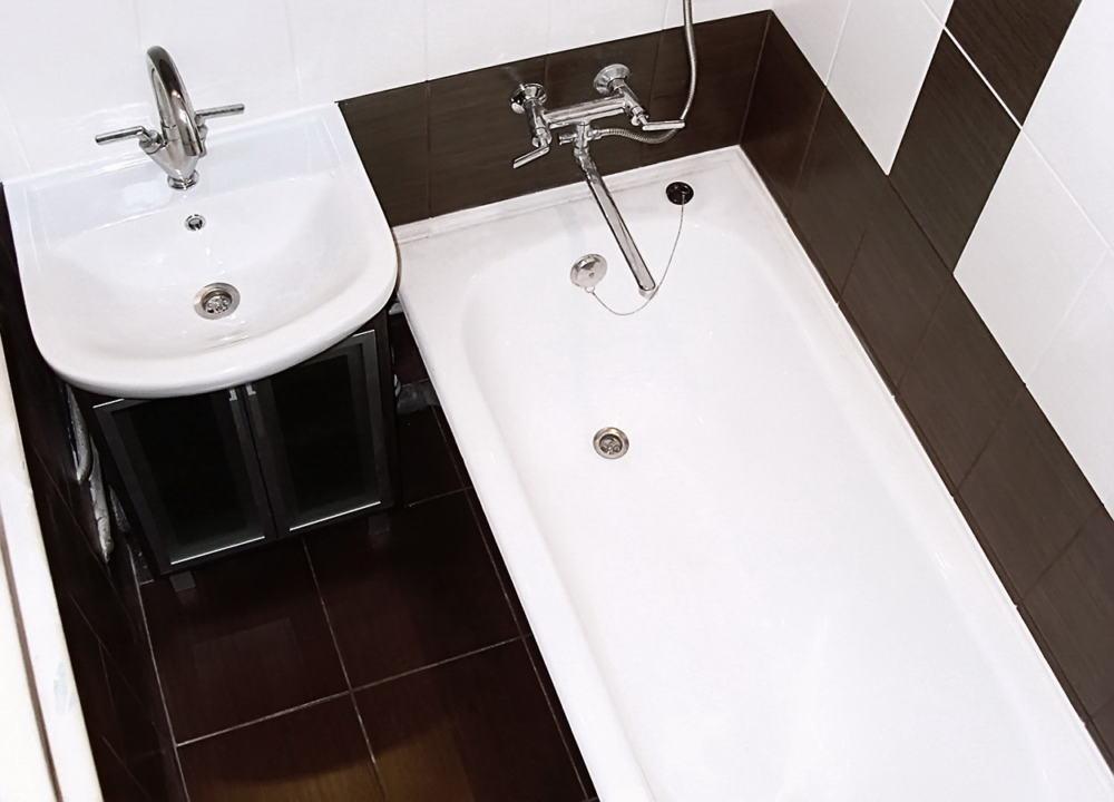 """Ремонт """"под ключ"""" ванной комнаты В14"""