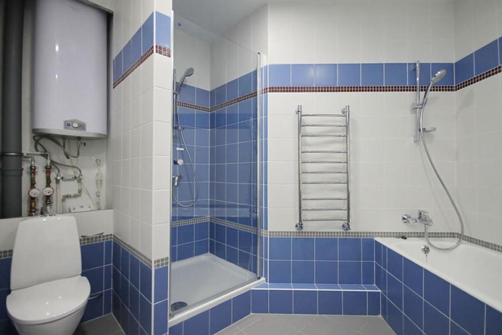 """Ремонт """"под ключ"""" ванной комнаты В22"""