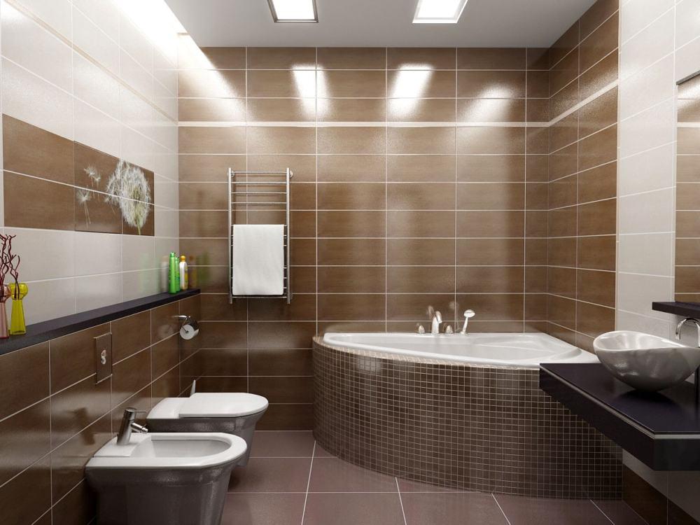 """Ремонт """"под ключ"""" ванной комнаты В31"""