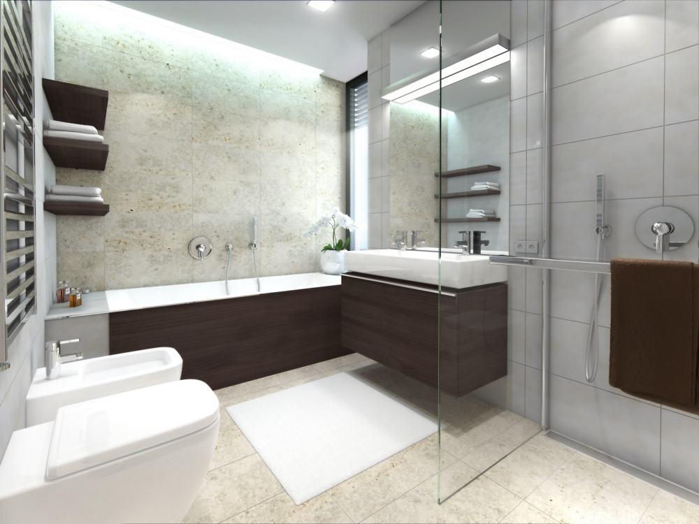 """Ремонт """"под ключ"""" ванной комнаты В42"""