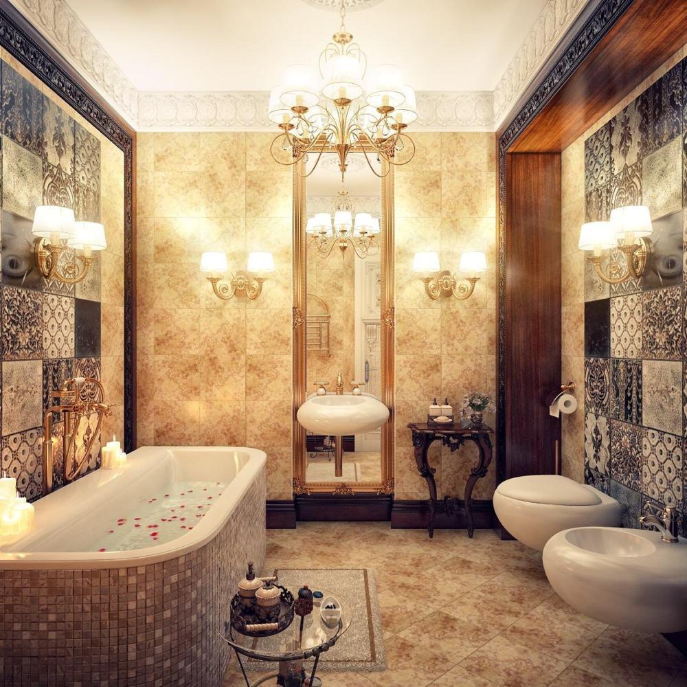 """Ремонт """"под ключ"""" ванной комнаты В72"""
