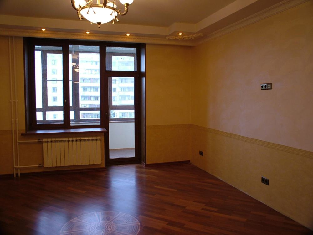 Косметический ремонт квартиры К17