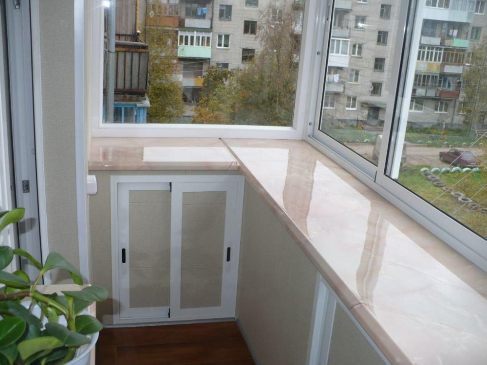 "Ремонт ""под ключ"" балкона Б26"