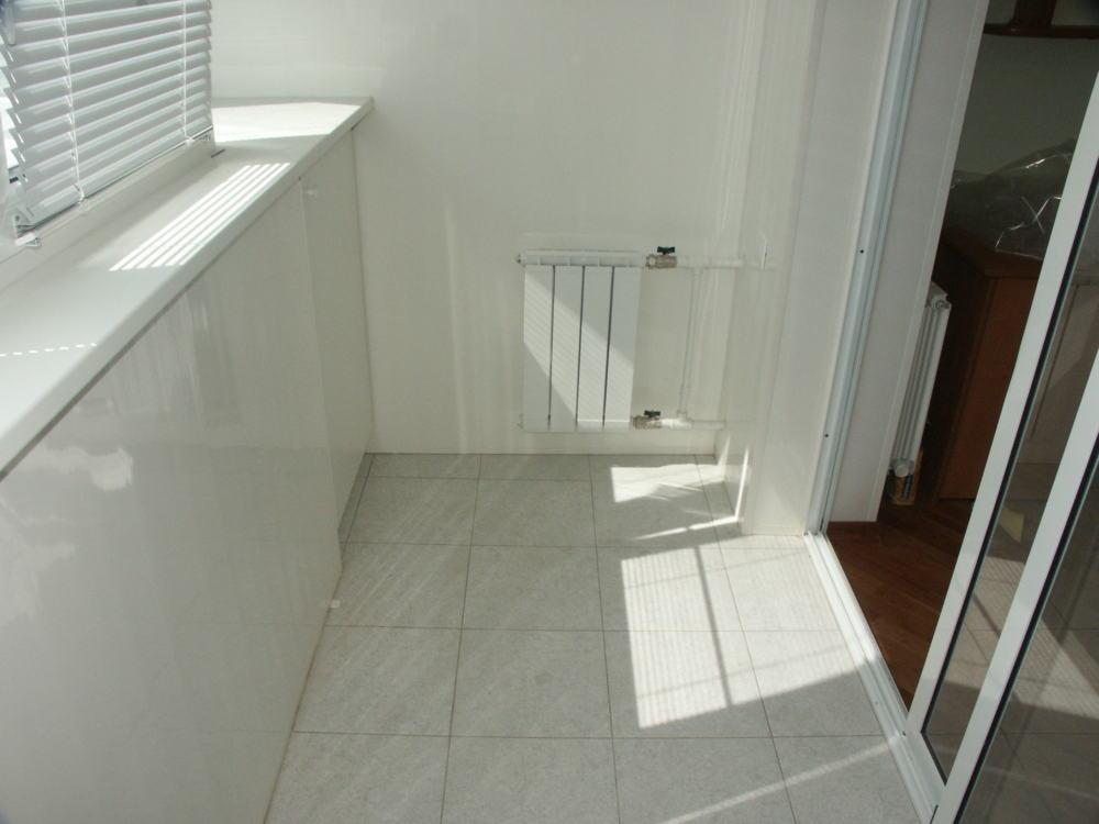 "Ремонт ""под ключ"" балкона Б27"