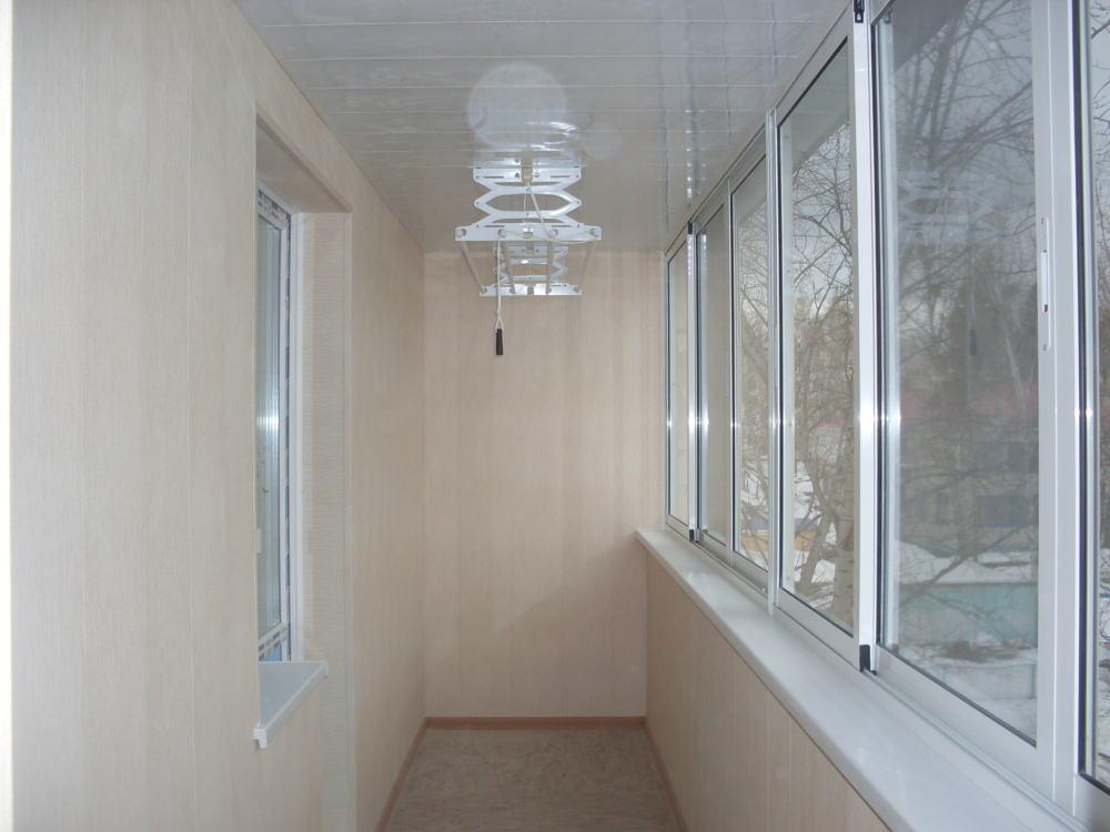"Ремонт ""под ключ"" балкона Б30"
