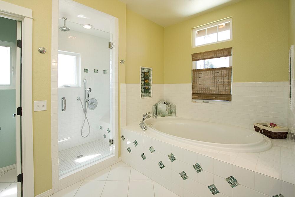 """Ремонт """"под ключ"""" ванной комнаты В06"""
