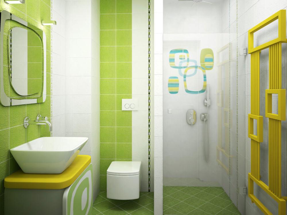 """Ремонт """"под ключ"""" ванной комнаты В20"""