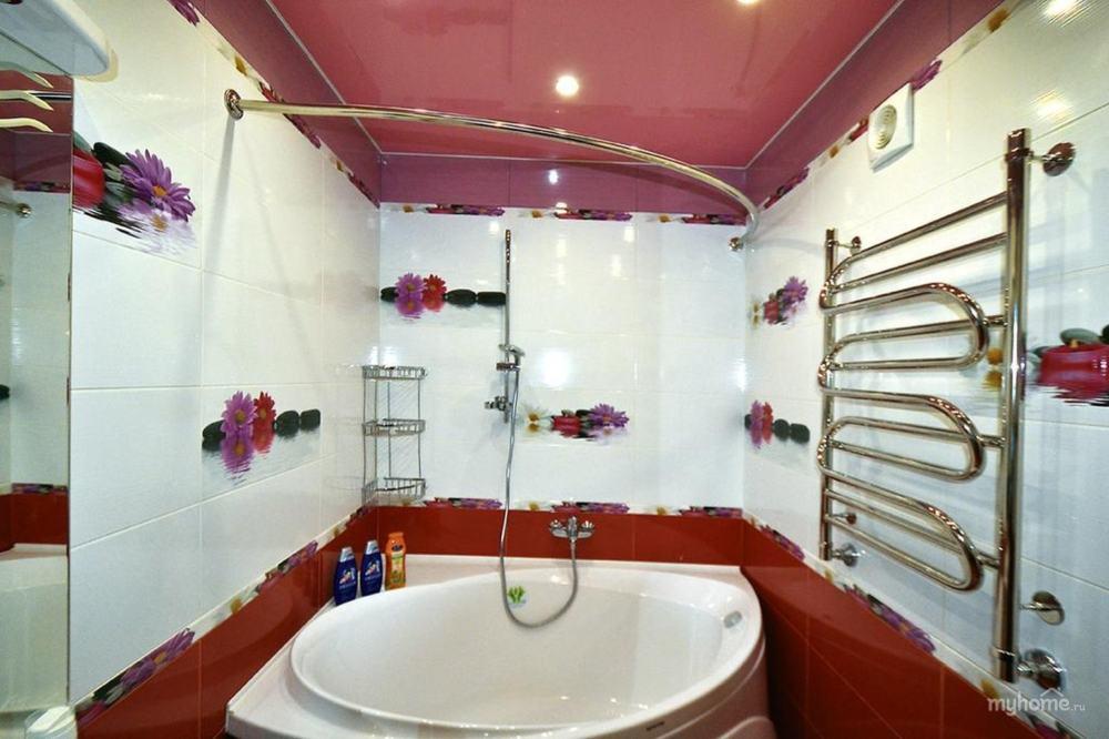 """Ремонт """"под ключ"""" ванной комнаты В23"""