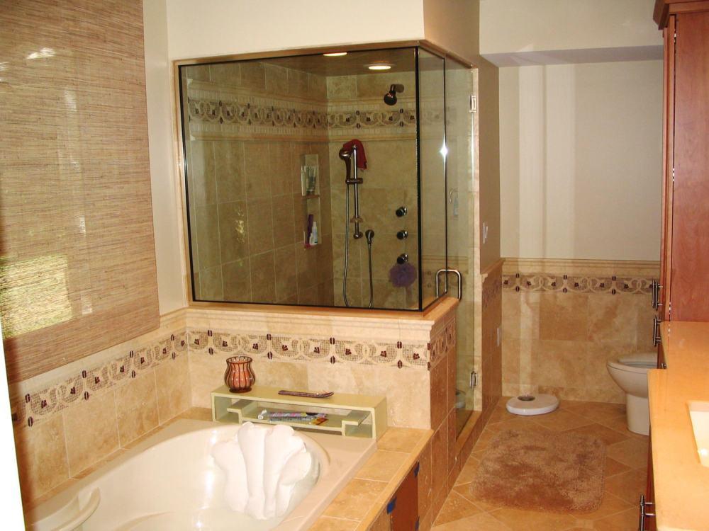 """Ремонт """"под ключ"""" ванной комнаты В29"""