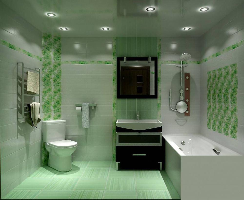 """Ремонт """"под ключ"""" ванной комнаты В38"""