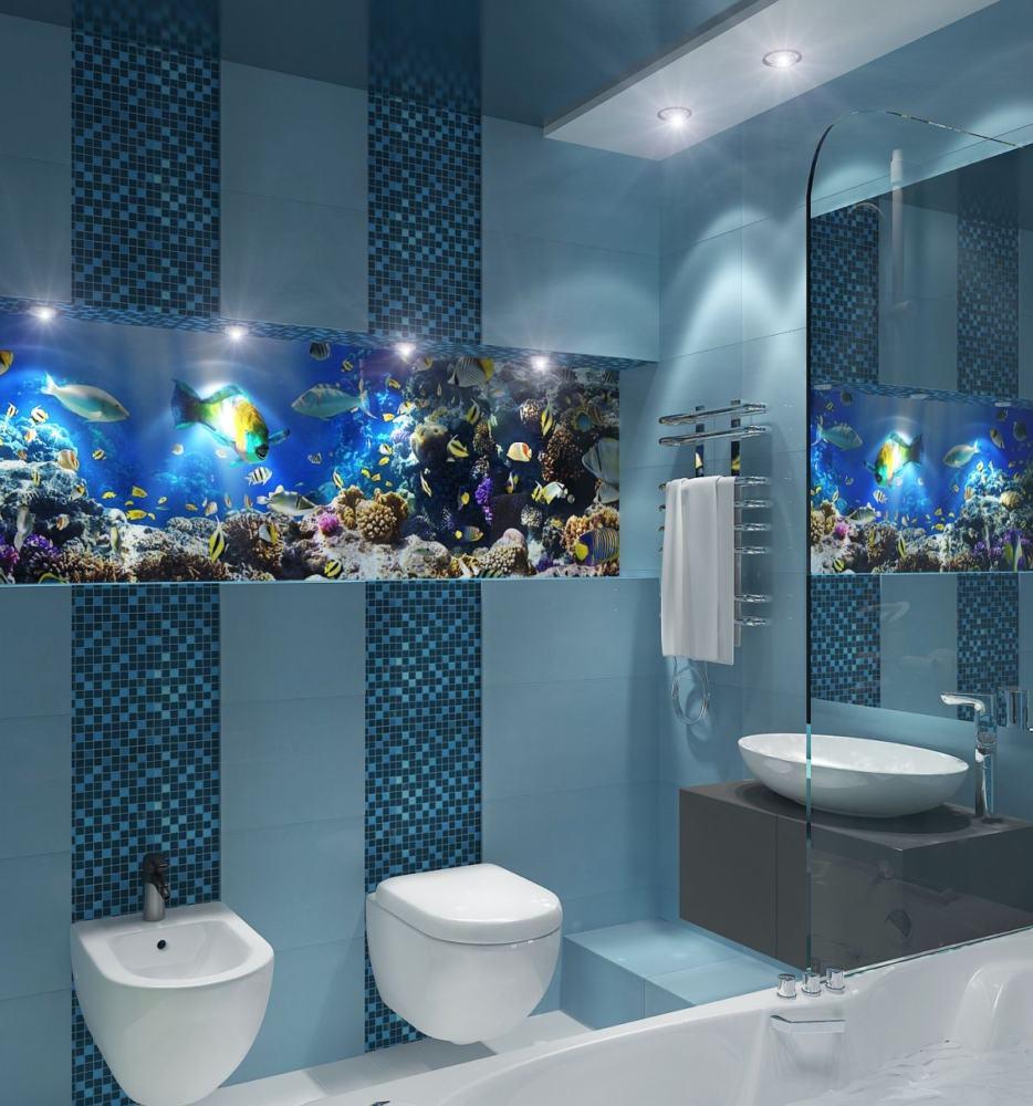 """Ремонт """"под ключ"""" ванной комнаты В43"""