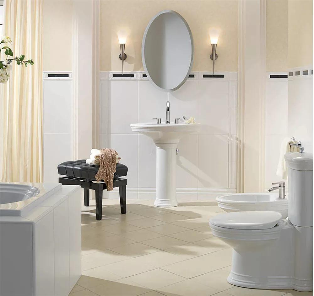 """Ремонт """"под ключ"""" ванной комнаты В56"""