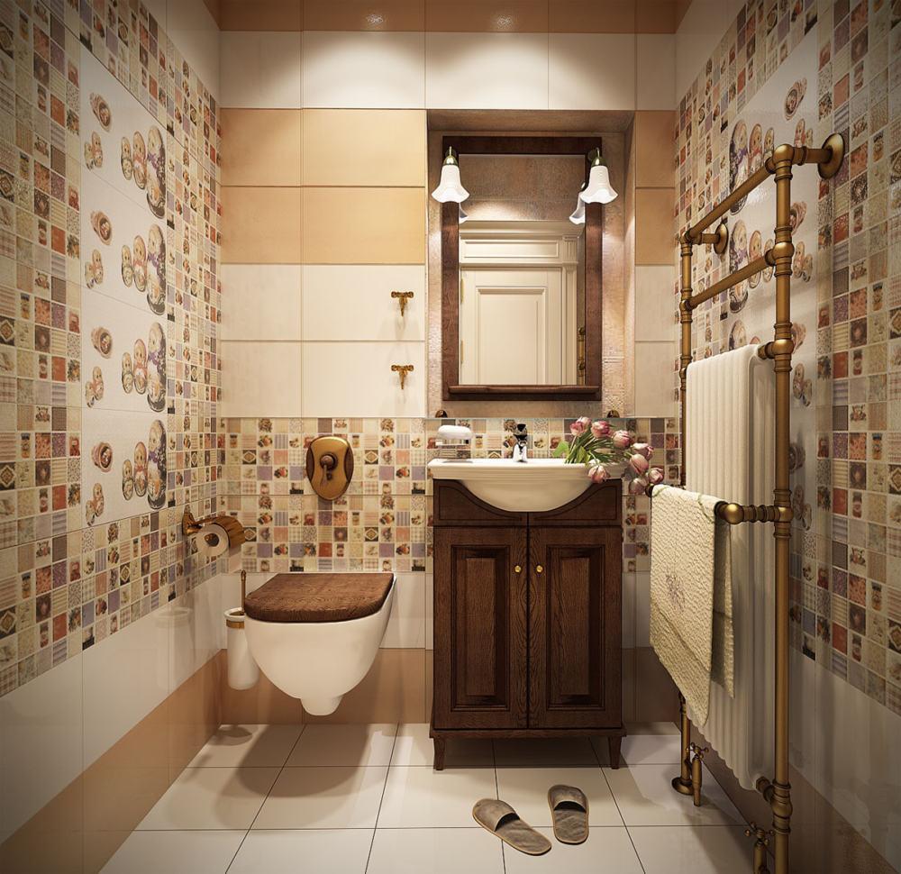 """Ремонт """"под ключ"""" ванной комнаты В69"""